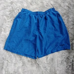 Men's Royal Blue Shorts